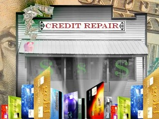 Credit repair professionals?
