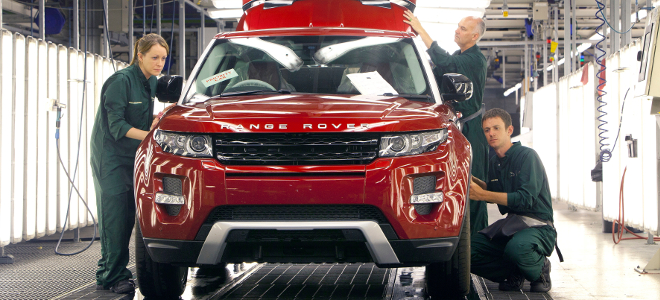 Automotive Industry UK