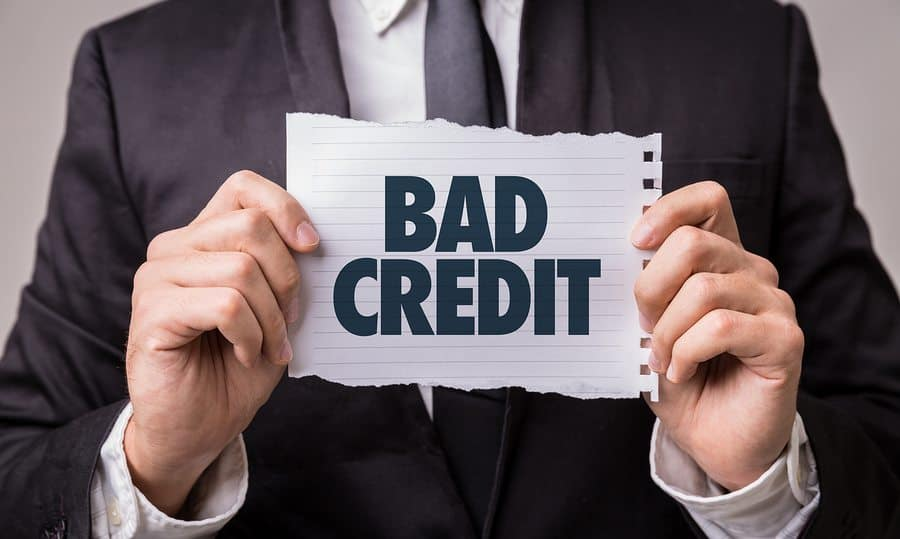 Getting A Loan With Bad Credit